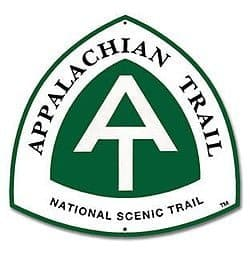 Appalachian Trail Badge - Hiking the Appalachian Trail