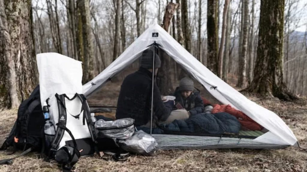 Dirigo 2 Tent by Hyperlight Mountain Gear - Post on What Is Dyneema Composite Fabric