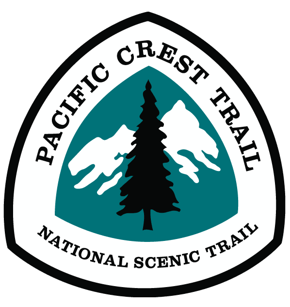 Pacific Crest Trail Logo and Badge - Hiking the Pacific Crest Trail