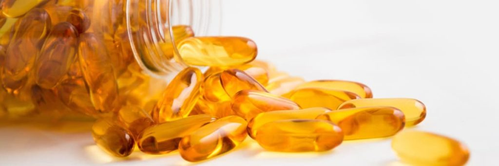 Supplementation Including Fish Oil is important with a high caloric intake when devoid of nutrients
