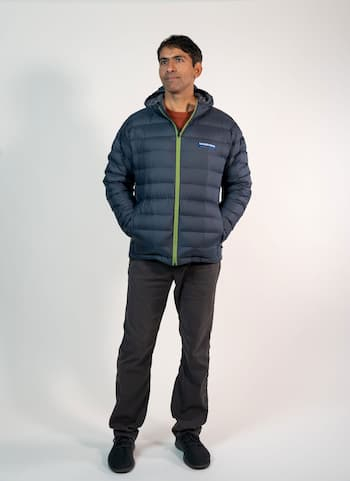 Feathered Friends EOS - Best Thru Hiking Puffy Jackets