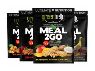 Greenbelly Meal2Go Review: Eating Healthy On The Trail