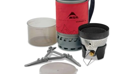 MSR WindBurner Stove System Review: Perfect Thru-Hike Stove