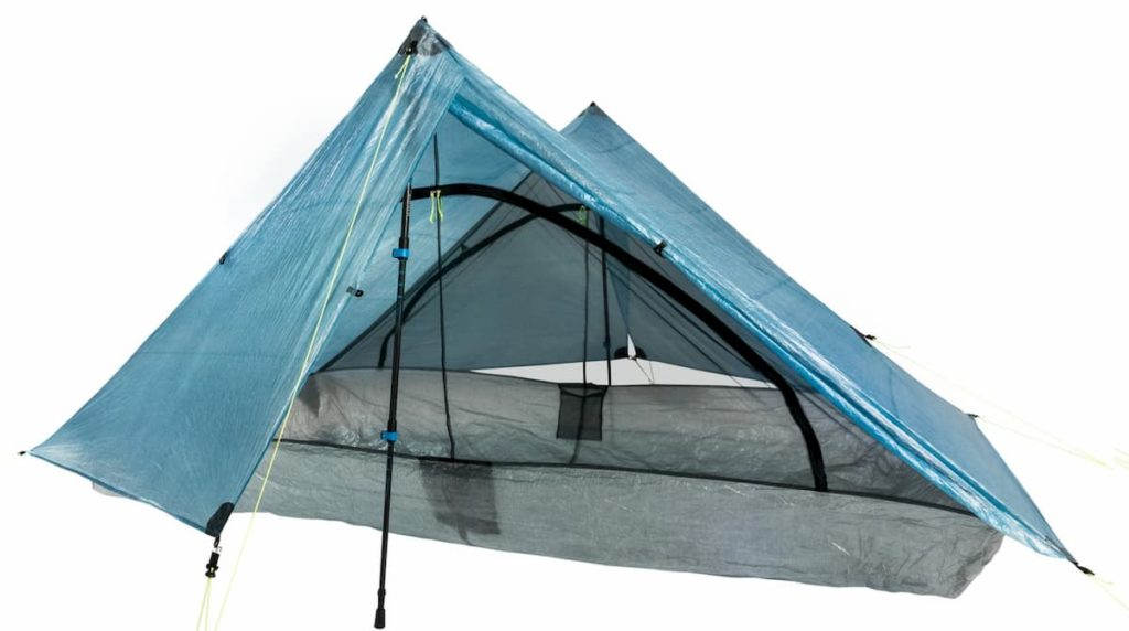 ZPacks Duplex Tent - One of the Best Tents For an Appalachian Trail Thru-Hike
