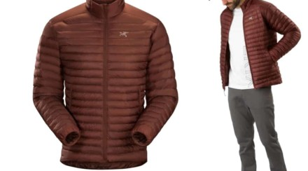 Arc'teryx Cerium SL Jacket Review: Ultralight on the Trail