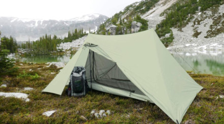 Dan Durston X-Mid 1p Tent Review: Light For On the Go