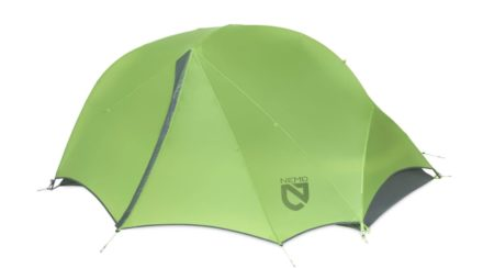 Backpacking in Comfort: My Nemo Dragonfly 2P Tent Review